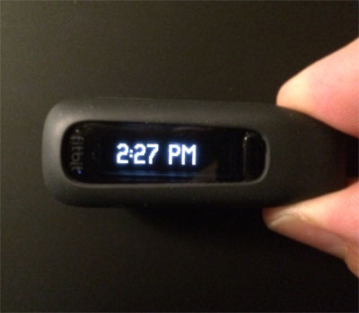 Shawn's Fitbit One