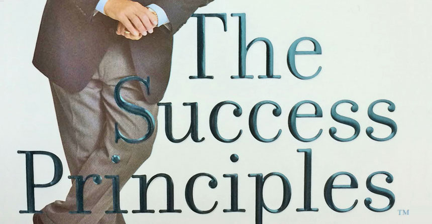 Shawn's The Success Principles